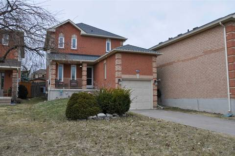 House for sale at 91 Hudson Cres Bradford West Gwillimbury Ontario - MLS: N4477880