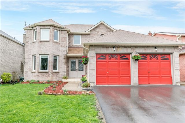 For Sale: 91 Hutchinson Drive, New Tecumseth, ON   4 Bed, 3 Bath House for $599,900. See 20 photos!