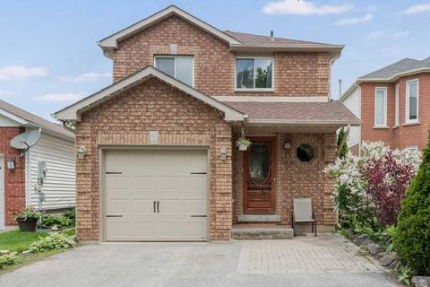 House for sale at 91 Laidlaw Dr Barrie Ontario - MLS: S4499134