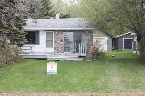 House for sale at 91 Lakeshore Dr Rural Leduc County Alberta - MLS: E4157868
