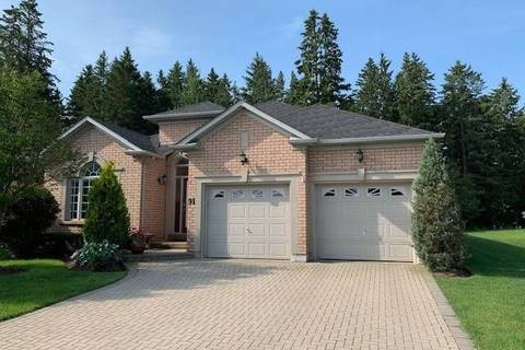 House for sale at 91 Lee's Gallery  Whitchurch-stouffville Ontario - MLS: N4403050
