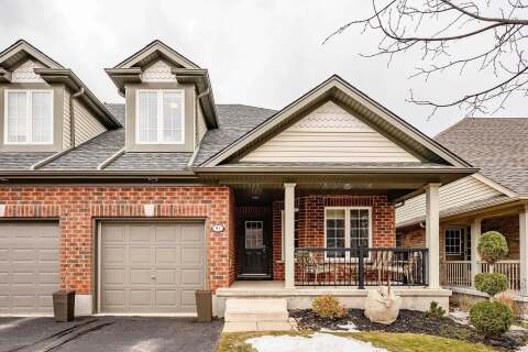 Townhouse for sale at 91 Lynch Circ Guelph Ontario - MLS: X4791193