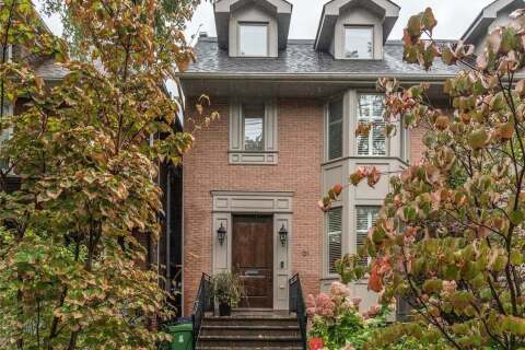 Townhouse for sale at 91 Macpherson Ave Toronto Ontario - MLS: C4958767