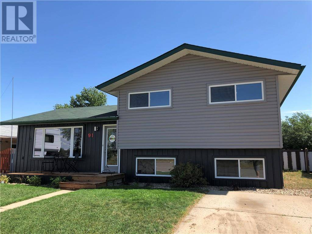 House for sale at 91 Markwick Dr Se Medicine Hat Alberta - MLS: mh0178567