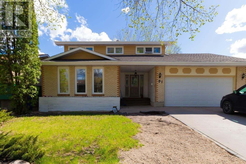 House for sale at 91 Minot Dr Regina Saskatchewan - MLS: SK809744