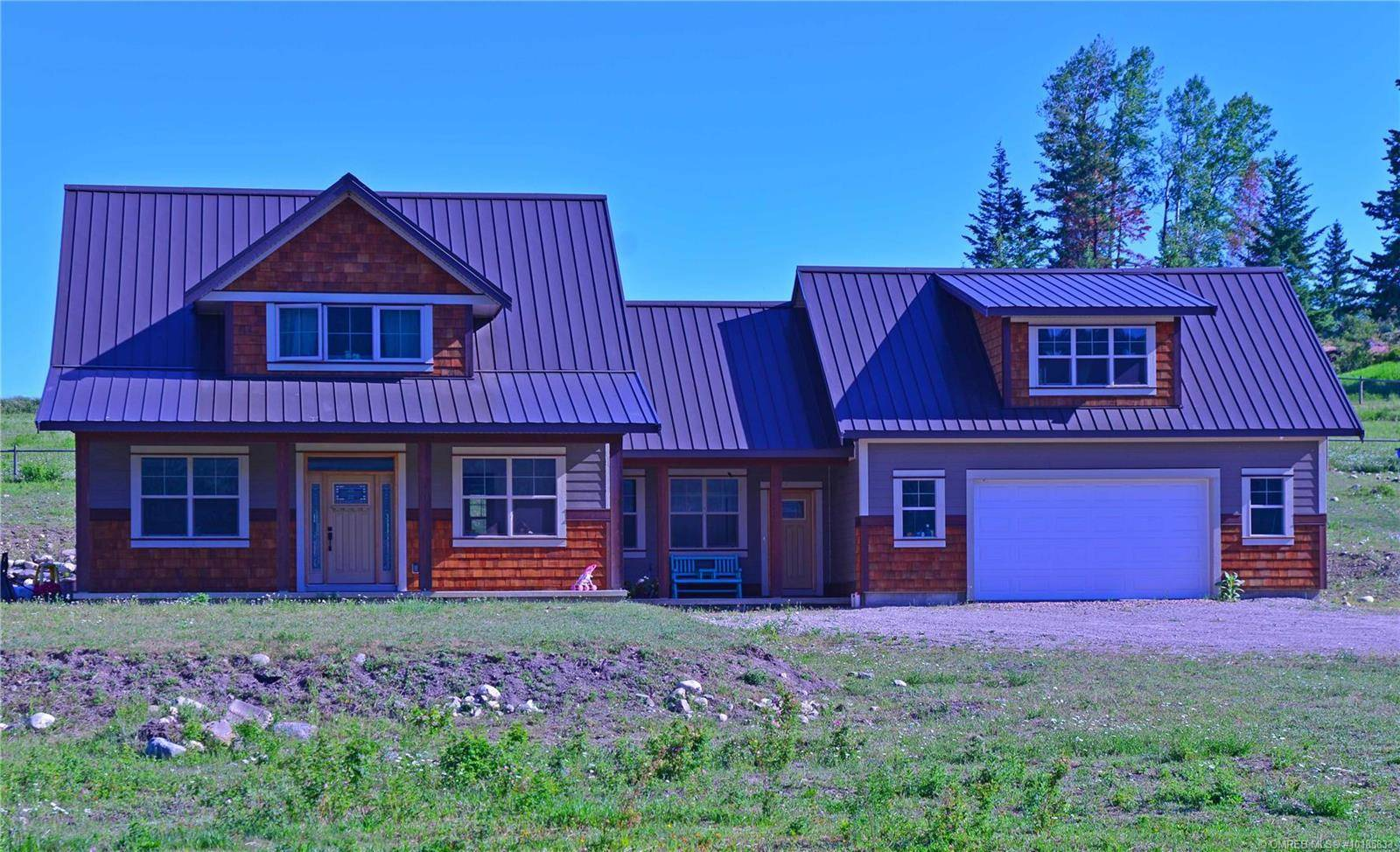 House for sale at 91 Mitchell Rd Cherryville British Columbia - MLS: 10185833