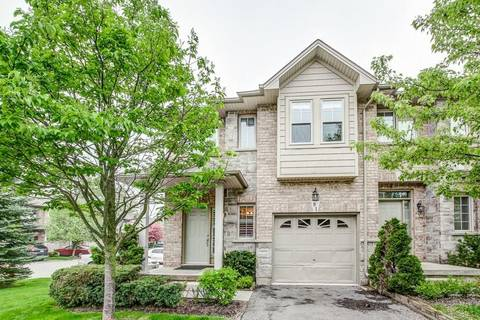 Townhouse for sale at 91 Myers Ln Ancaster Ontario - MLS: H4054900