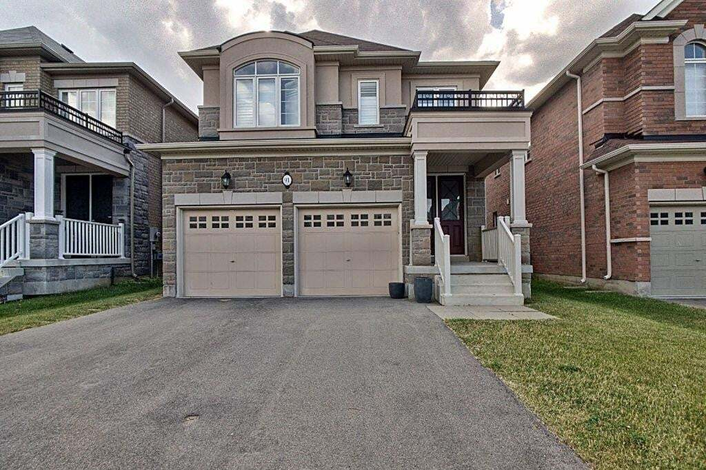 House for sale at 91 Narbonne Cres Stoney Creek Ontario - MLS: H4081860