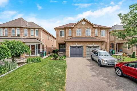 Townhouse for sale at 91 Native Landing  Brampton Ontario - MLS: W4809357