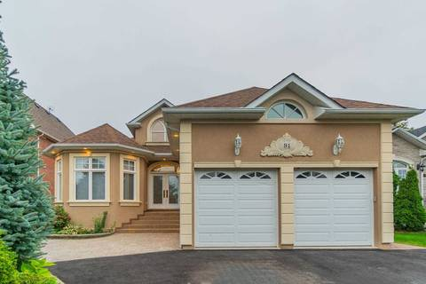 House for sale at 91 Naughton Dr Richmond Hill Ontario - MLS: N4547285
