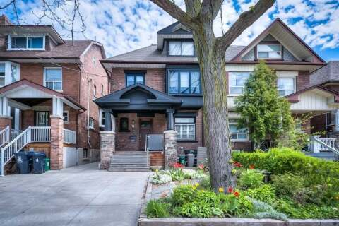 Townhouse for sale at 91 Oakwood Ave Toronto Ontario - MLS: C4932867