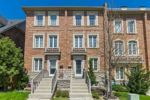 Townhouse for sale at 91 Odoardo Di Santo Circ Toronto Ontario - MLS: W4444669