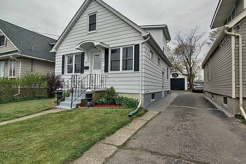 House for sale at 91 Page St St. Catharines Ontario - MLS: X4752799