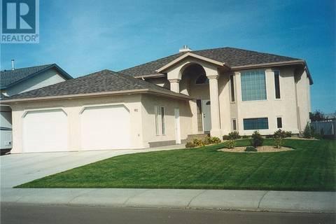 House for sale at 91 Parkridge Dr Camrose Alberta - MLS: ca0164004