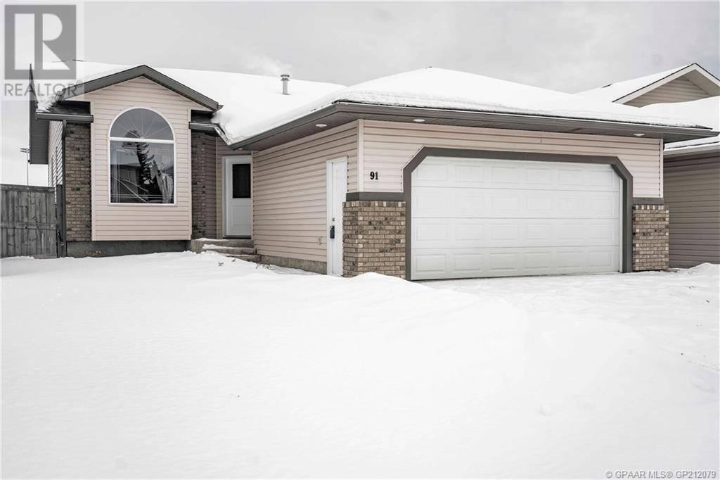 House for sale at 91 Pinnacle Lake Dr Grande Prairie Alberta - MLS: GP212079