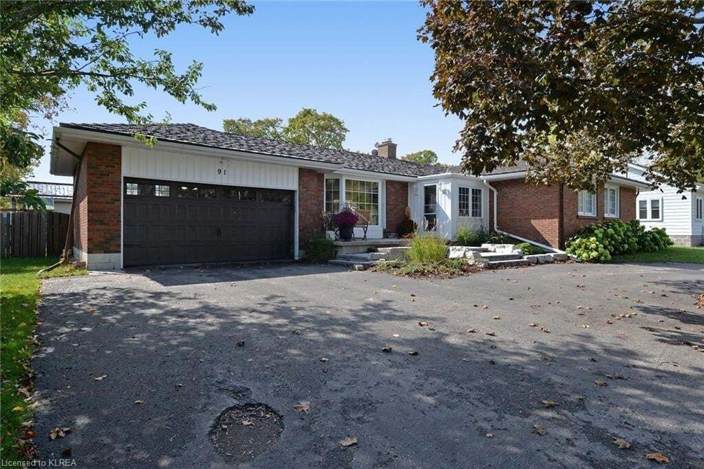 House for sale at 91 Queen St Fenelon Falls Ontario - MLS: 259705