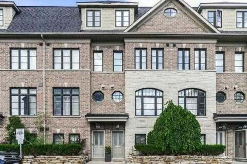 Townhouse for sale at 91 Ruby Lang Ln Toronto Ontario - MLS: W4807431