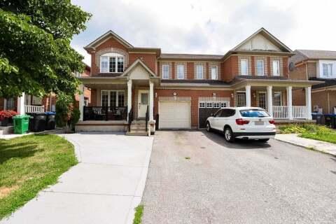 Townhouse for sale at 91 Saintsbury Cres Brampton Ontario - MLS: W4858326