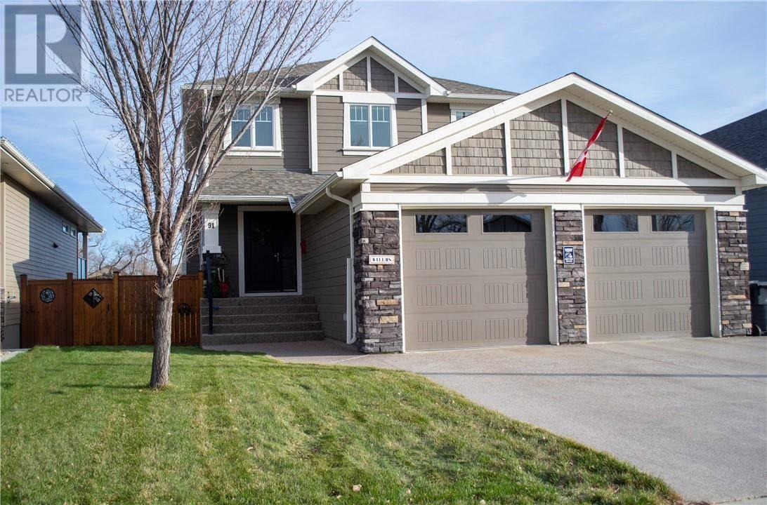 House for sale at 91 Sixmile Rdge S Lethbridge Alberta - MLS: ld0183790