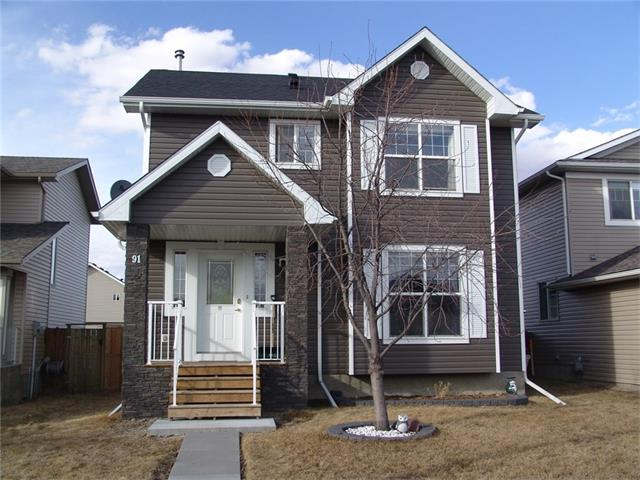 Sold: 91 Springs Crescent Southeast, Airdrie, AB