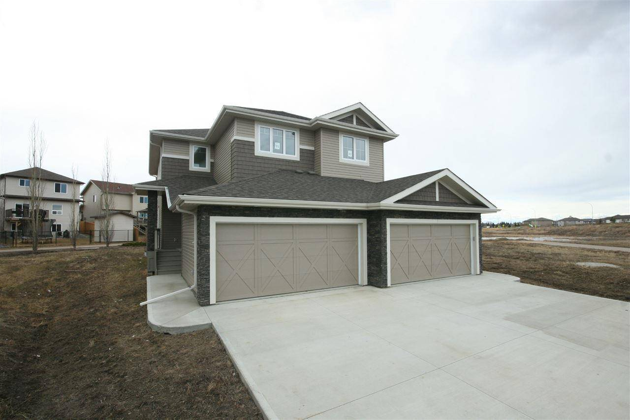 Townhouse for sale at 91 Spruce Gardens Cres Spruce Grove Alberta - MLS: E4186240