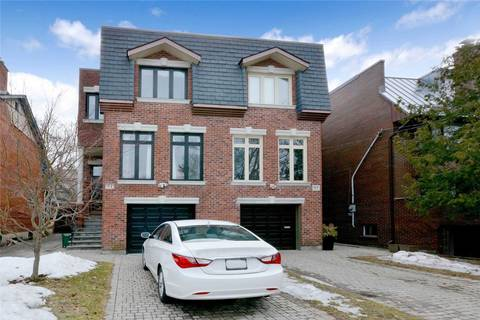 Townhouse for sale at 91 St Clements Ave Toronto Ontario - MLS: C4723631