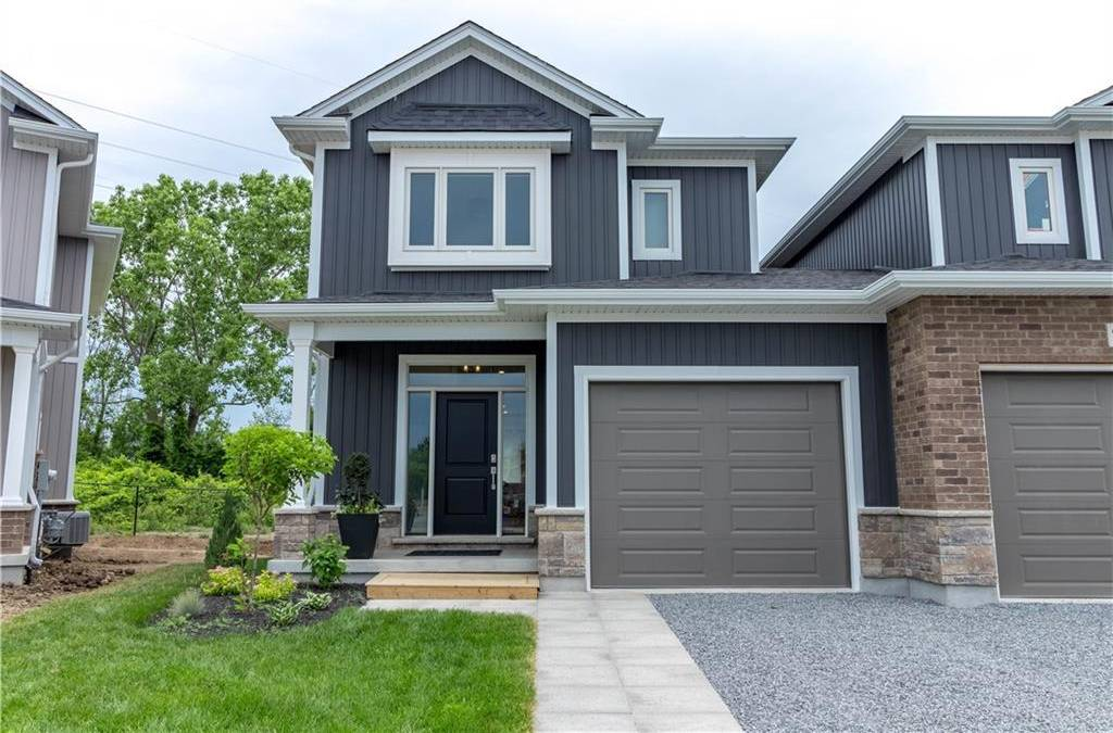Townhouse for sale at 91 Viger Dr Welland Ontario - MLS: 30771991