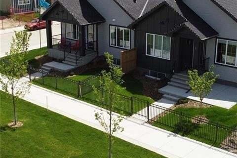 Townhouse for sale at 91 Walgrove Pk Southeast Calgary Alberta - MLS: C4300580