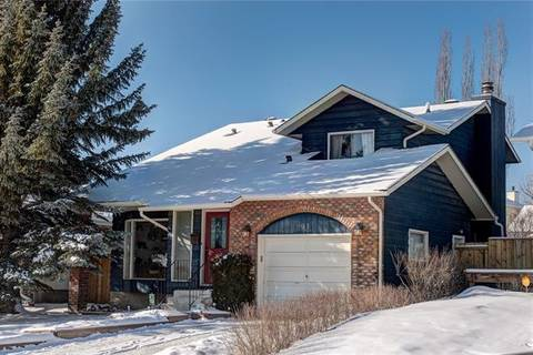 House for sale at 91 Woodfield Dr Southwest Calgary Alberta - MLS: C4293845