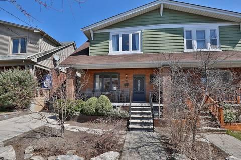 Townhouse for sale at 91 Woodington Ave Toronto Ontario - MLS: E4738748