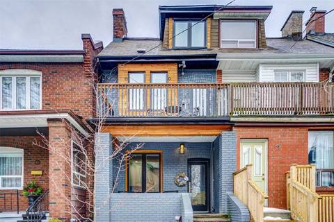 Townhouse for sale at 91 Wright Ave Toronto Ontario - MLS: W4392082