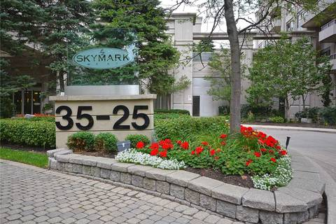 Apartment for rent at 35 Kingsbridge Garden Circ Unit 910 Mississauga Ontario - MLS: W4624128