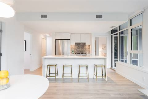 Condo for sale at 8538 River District Crossing Unit 910 Vancouver British Columbia - MLS: R2448355