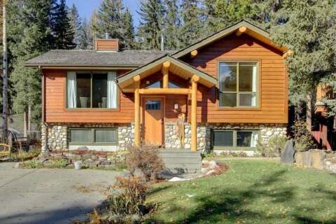 House for sale at 910 Larch Pl Canmore Alberta - MLS: A1029972