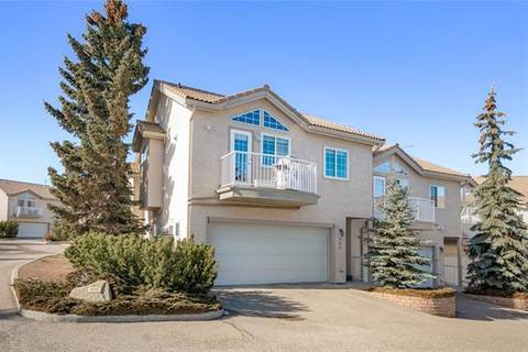Townhouse for sale at 910 Patterson Vw Southwest Calgary Alberta - MLS: C4233833