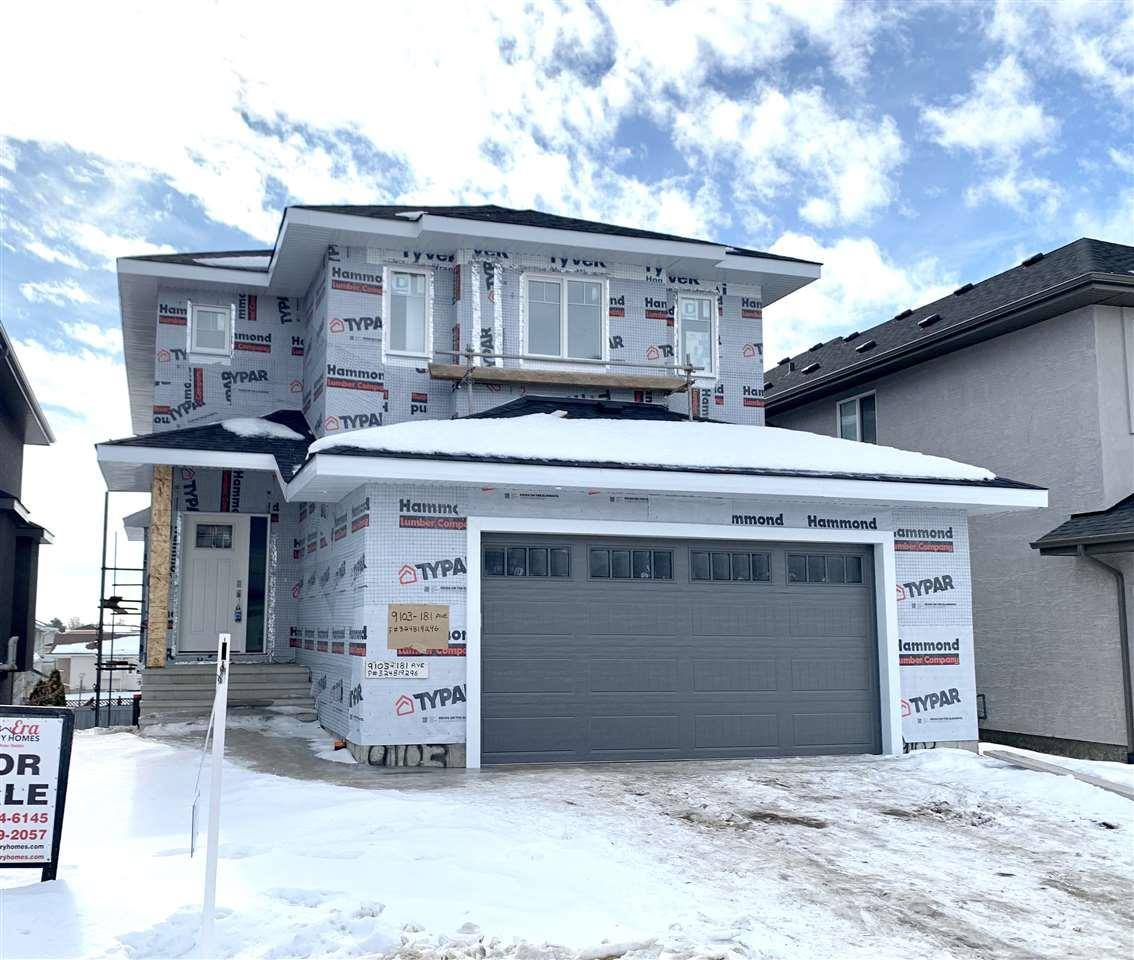House for sale at 9103 181 Ave Nw Edmonton Alberta - MLS: E4187657