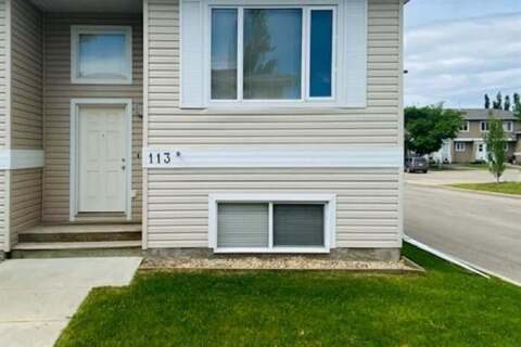 Townhouse for sale at 9105 91 St Grande Prairie Alberta - MLS: A1006467