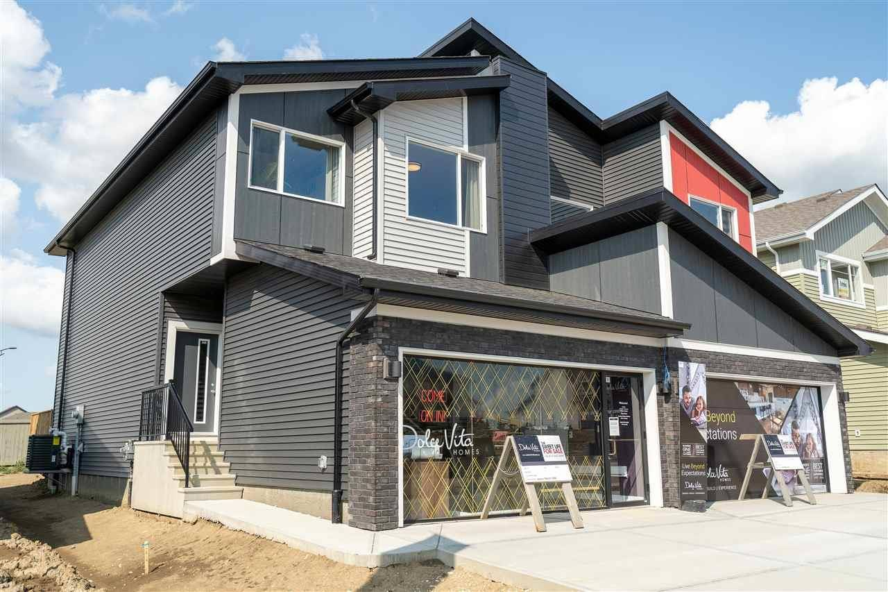 Townhouse for sale at 9108 Pear Dr Sw Edmonton Alberta - MLS: E4192644