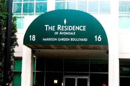 Apartment for rent at 16 Harrison Garden Blvd Unit 911 Toronto Ontario - MLS: C4497494