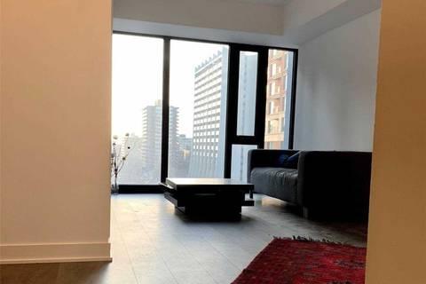Apartment for rent at 188 Cumberland St Unit 911 Toronto Ontario - MLS: C4647464