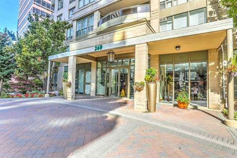 Condo for sale at 260 Doris Ave Unit 911 Toronto Ontario - MLS: C4554049