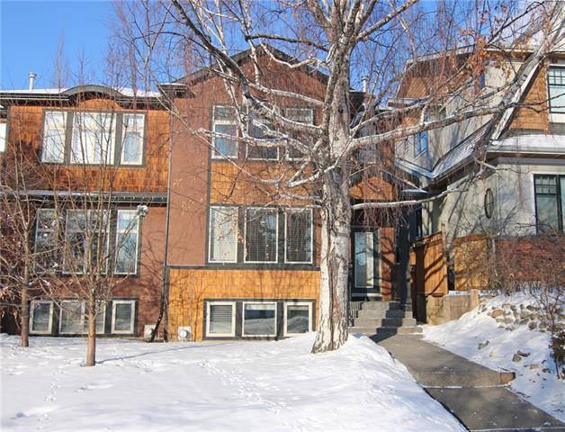 For Sale: 911 33a Street Northwest, Calgary, AB | 4 Bed, 4 Bath Townhouse for $749,900. See 38 photos!