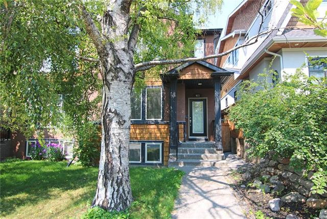 For Sale: 911 33a Street Northwest, Calgary, AB   4 Bed, 4 Bath Townhouse for $749,900. See 38 photos!