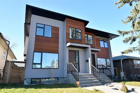 Townhouse for sale at 911 42 St Southwest Calgary Alberta - MLS: C4273520