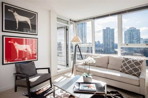 Condo for sale at 939 Expo Blvd Unit 911 Vancouver British Columbia - MLS: R2365739