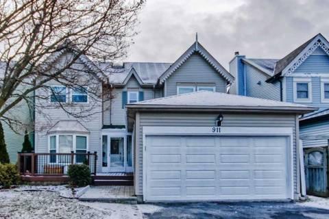 House for sale at 911 Ripley Cres Oshawa Ontario - MLS: E4670228