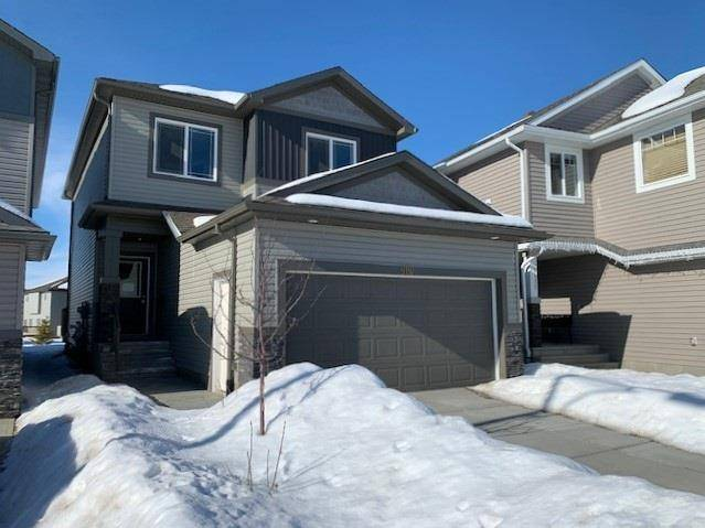 House for sale at 9110 Cooper Cres Sw Edmonton Alberta - MLS: E4188457