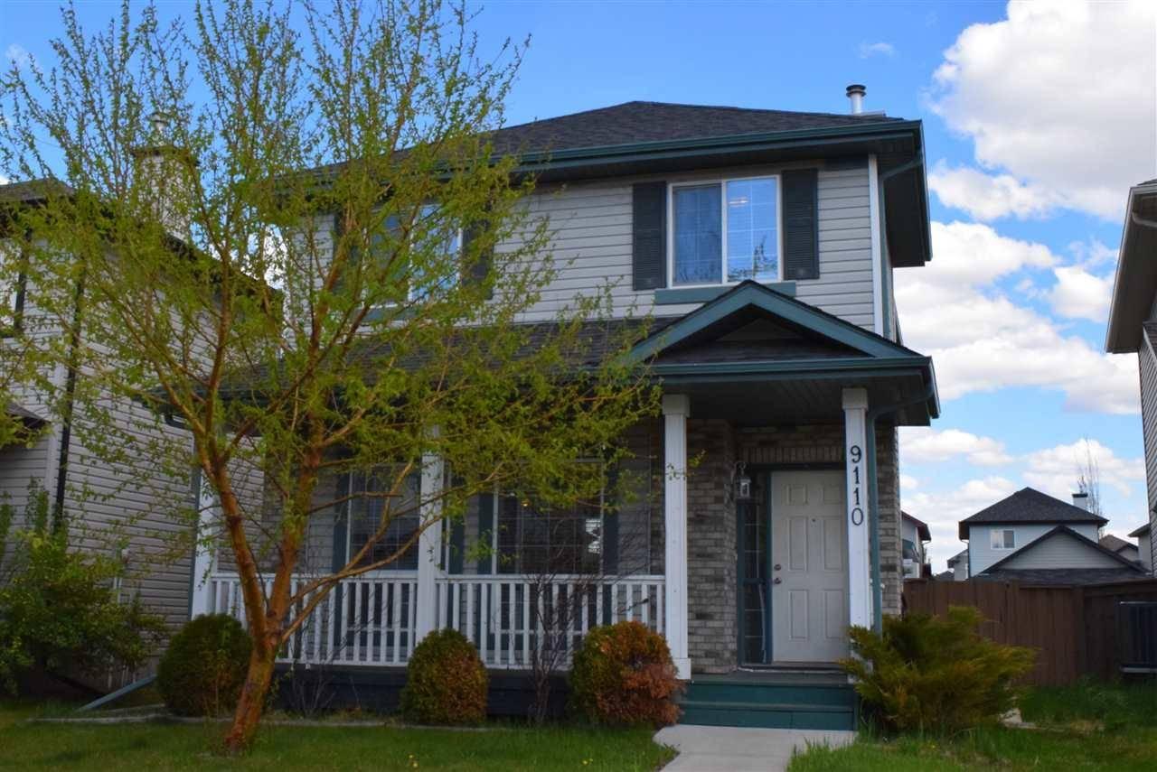 House for sale at 9110 Scott Cres Nw Edmonton Alberta - MLS: E4158449