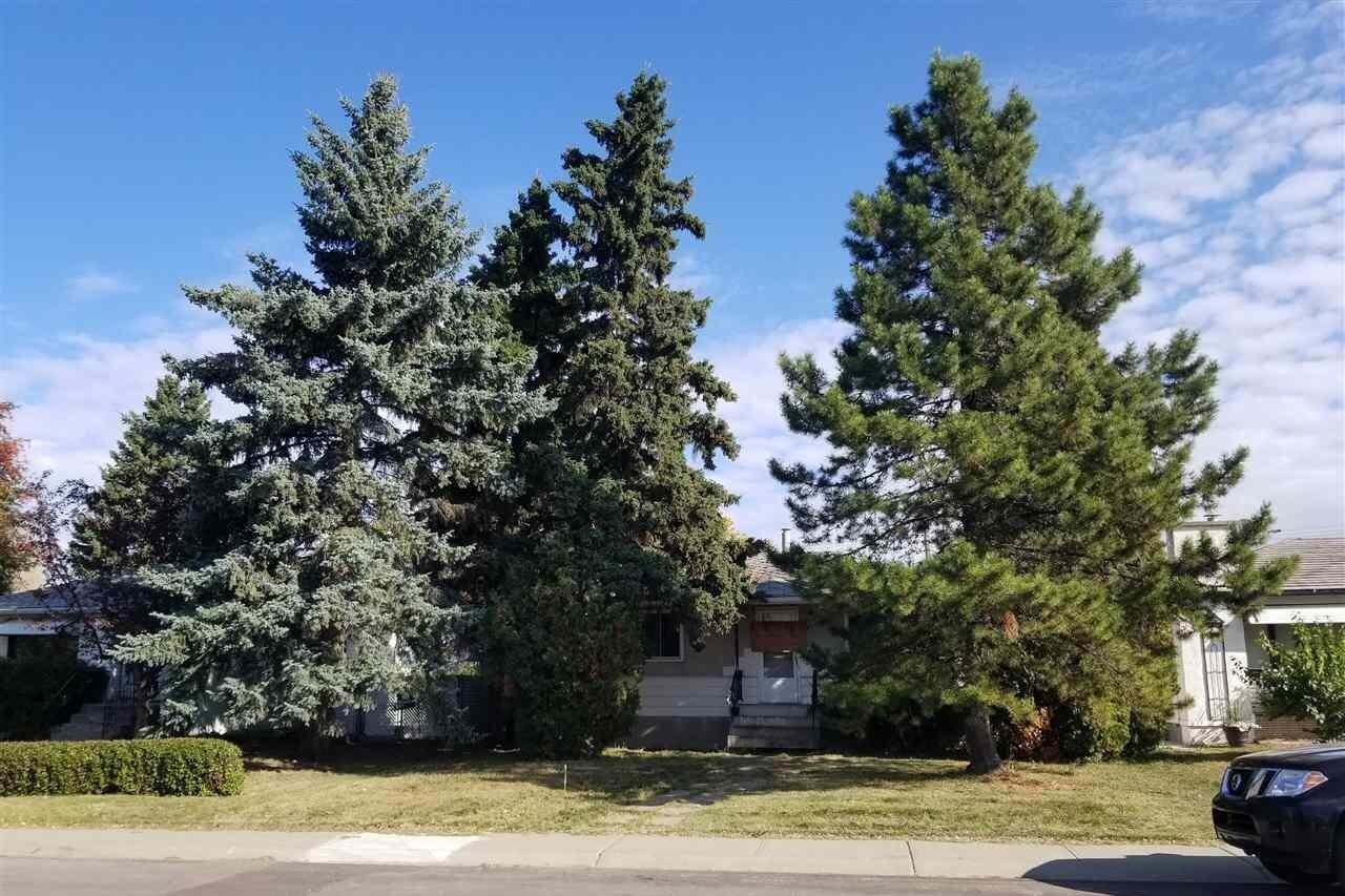 Residential property for sale at 9111 155 St NW Edmonton Alberta - MLS: E4216408