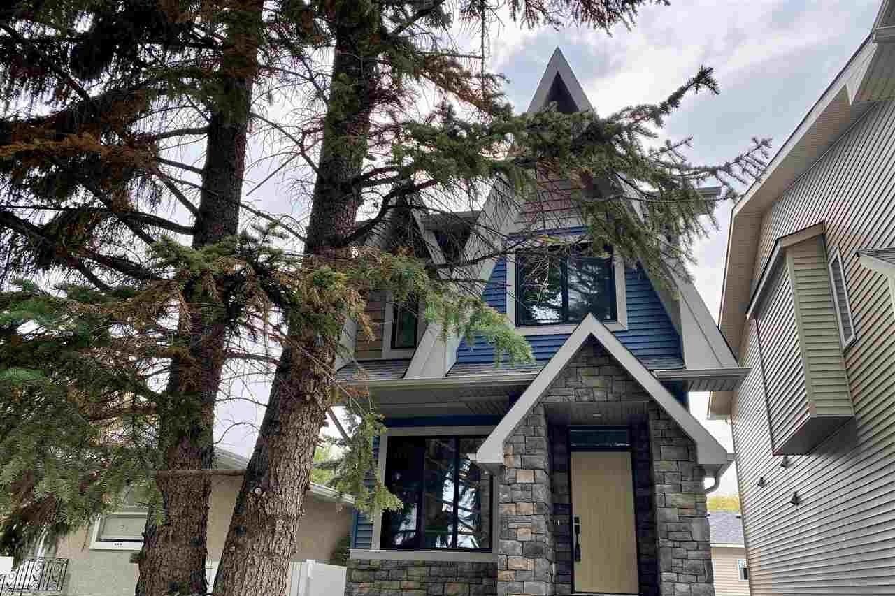 House for sale at 9111 65 Av NW Edmonton Alberta - MLS: E4221417